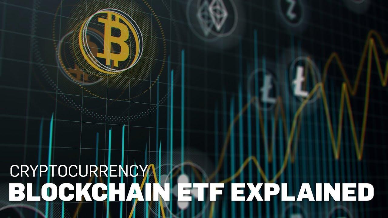 blockchain etf symbol