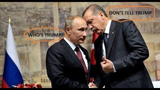 Warming Ties Between Russia And Turkey - Russia Wants Turkey To Stay In NATO thumbnail