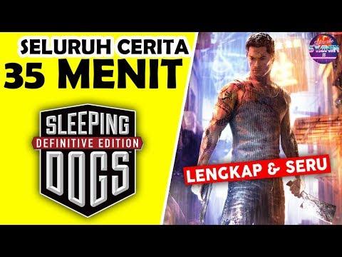 Seluruh Alur Cerita Sleeping Dogs Hanya 35 MENIT - GTA Lokasi di Asia SleepingDog Definitive Edition