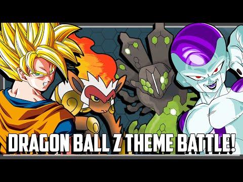 Pokemon Theme Battle - Dragon Ball Z Ft. Original151