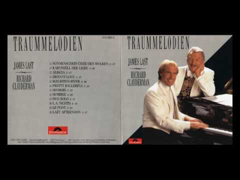1990   James Last and Richard Clayderman   Traummelodien 0001