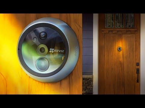 Introduction Video Of Ezviz Cloud Hikvision P2p Doovi