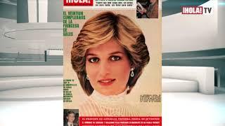 La vida de Lady Di fue inmortalizada en estas portadas de la revista ¡HOLA! | ¡HOLA! TV