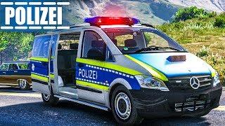 Gefangener geflohen! EINSATZ mit POLIZEIHUND | Achtung: POLIZEI #12 GTA V LSPDFR deutsch