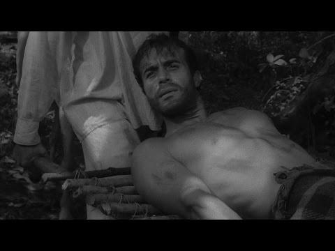 Ricardo Montalban en Sombra Verde (1954) aka Untouched