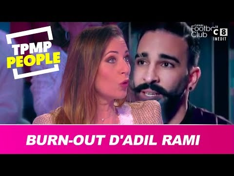 Burn-out d'Adil Rami : Magali Berdah défend le footballeur face aux chroniqueurs