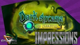 Dark Arcana: The Carnival on Xbox One Impressions