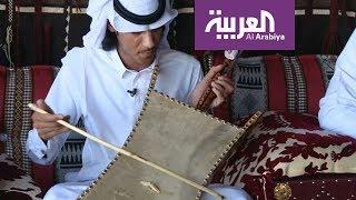 عازف ربابة سعودي يفاجئ مشاهدي صباح العربية