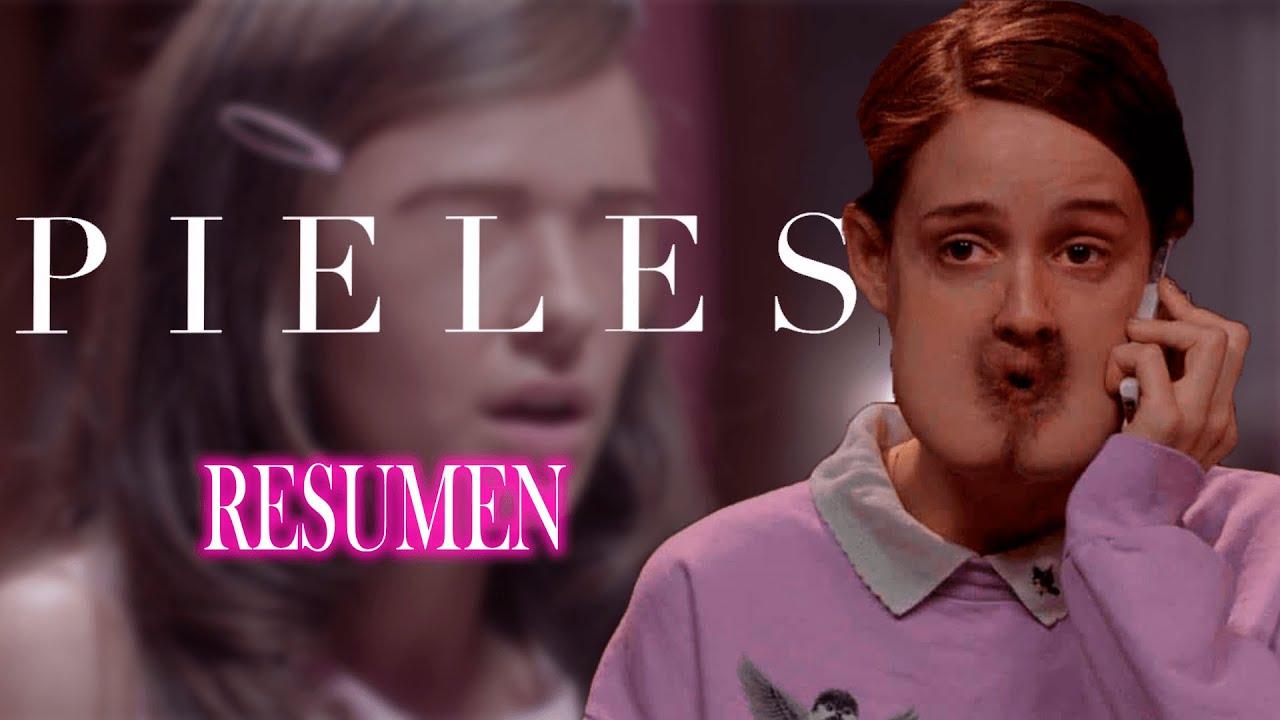 Pieles | La Pelicula mas Rara y Extraña de NETFLIX