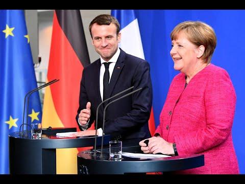 أخبار عالمية | #ماكرون: أوروبا تتقدم حين تتحدث #فرنسا وألمانيا بصوت واحد  - نشر قبل 2 ساعة