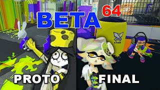 Beta64 - Splatoon