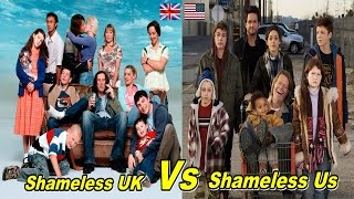 Shameless VS Shameless Parte 1 ( Team UK VS Team US ) | Emerson Lima