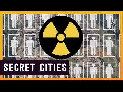 How the US Government Kept a Town of 75,000 Secret