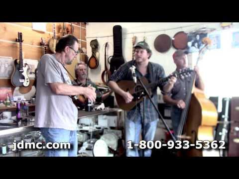 Bluegrass Jam - Walking Down The Line by JDMC Staff and Friends