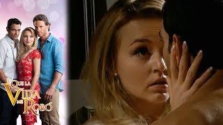 Montserrat le pide a Jose Luis que se vaya de la hacienda   Lo que la vida me robó - Televisa