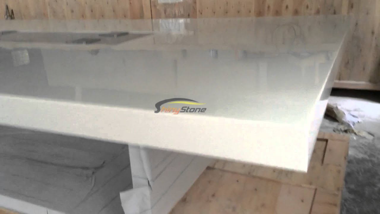 Corian Made Conference Table For People YouTube - Corian conference table