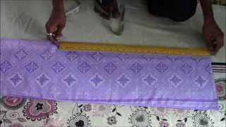 Dhothi Patiyala Cutting Tutorial