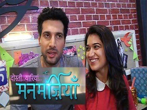 Dosti Yari Manmarziyan   Behind The Scene   Radhika & Arjun's Fun Game