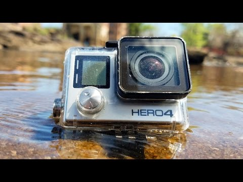 Thumbnail: Found Lost GoPro Underwater in River! (Scuba Diving)