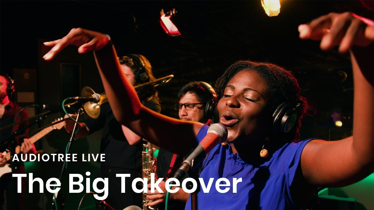 The Big Takeover on Audiotree Live (Full Session)