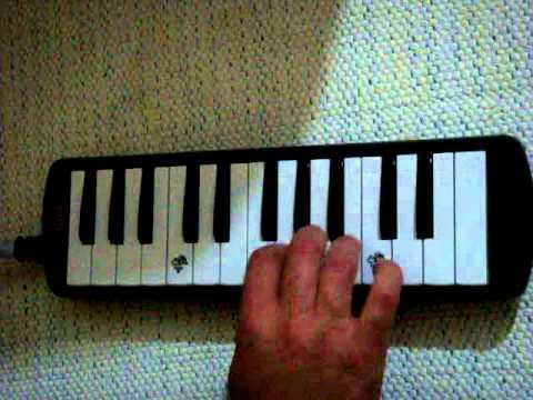 Silifkenin yoğurdu melodika ile çalınışı ve notası