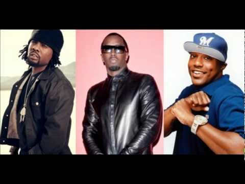 WALE FT. FRENCH MONTANA, MEEK MILL, DIDDY & MASE - SLIGHT WORK  [REMIX]
