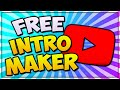 Make A FREE Intro For YouTube Videos (2019 EDITION)! 🎥 FULL Beginners Guide