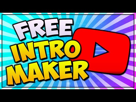 Make A FREE Intro For YouTube Videos (2020) 🎥 FULL Beginners Guide!