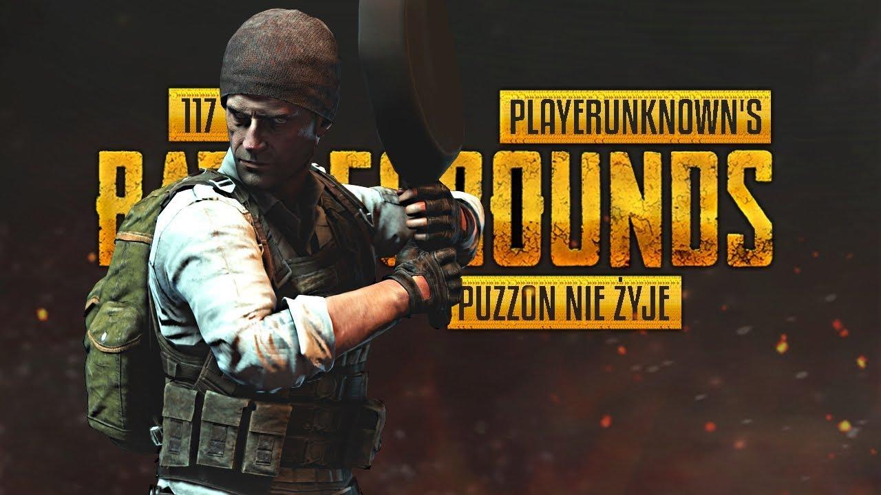 Playerunknown's Battlegrounds (PL) #117 – Puzzon nie żyje (FPP Gameplay PL / Zagrajmy w)