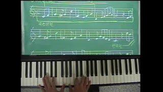 중학교 음악기초이론 5강-악곡의 구성요소, 형식 및 서양 음악사