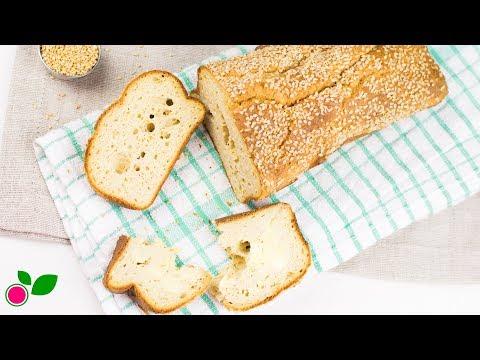 🍞🥪 Pan de Ajonjolí | Low Carb | Sin Harinas Refinadas | Yo +Green