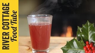Mulled Cider With Sloe Gin | John Wright