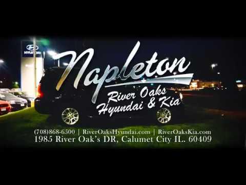 En Napleton River Oaks Hyundai Kia Les Ayudamos - YouTube