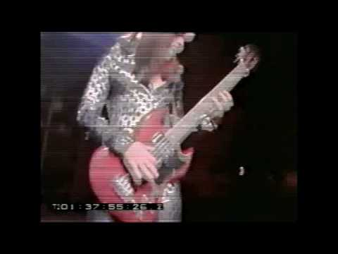 John, I'm only playing bass !