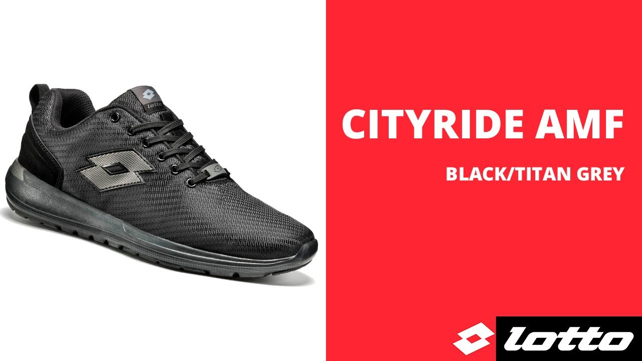 Cityride AMF RUN II MID - lotto sport italia