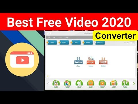 Top 5 Best Free Video Converter 2020