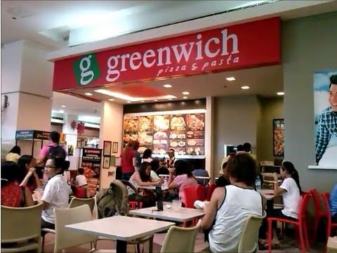 Greenwich Pizza - Food Review, Philippines