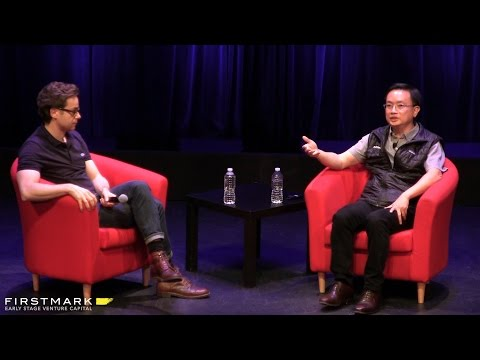 The Path to A.I. Augmented Human Intelligence // Christopher Nguyen, Arimo [FirstMark's Data Driven]