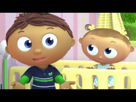 Super WHY! The Boy Who Cried Wolf + Rapunzel ✳️ 1 HOUR Compilation ✳️ Cartoons for Children