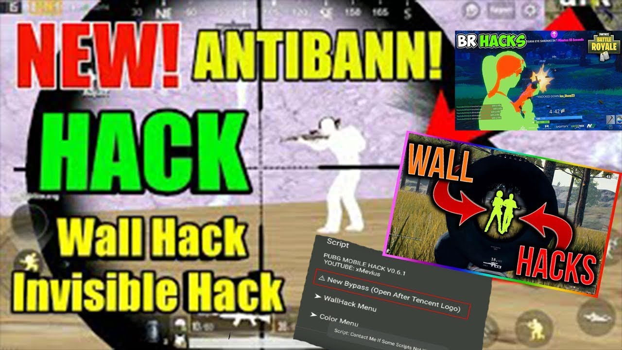 Pubg Hd No Root: PUBG Mobile All Hack With Transparent Skin [ No-Root