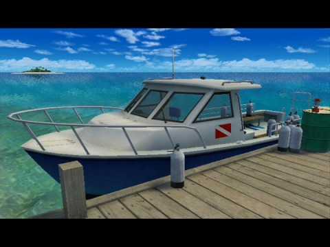 Endless Ocean: Blue World -- Nella Fantasia (Zahabb Region Depths)