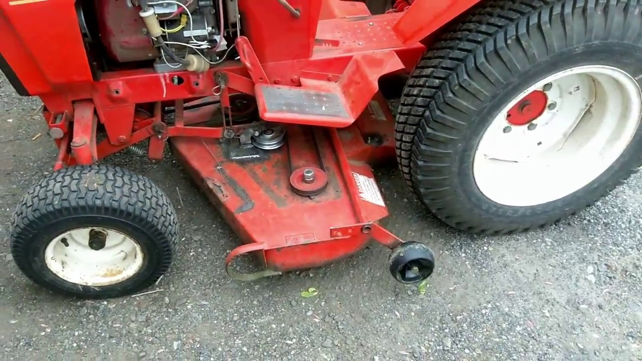 Case 224 Garden Tractor Attachments