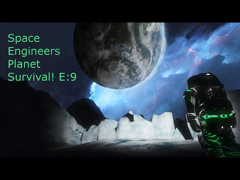 Space Engineers Star System Survival: Episode 9
