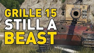 World of Tanks || Grille 15 is Still a BEAST!