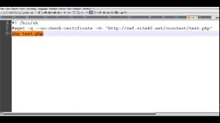 Using  Cron Job to process PHP scripts Mp3
