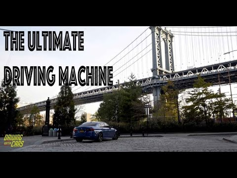 The Ultimate Driving Machine (Vlog_001)