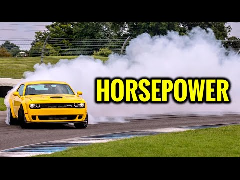 8 Mods that Add HORSEPOWER to your Dodge Challenger!