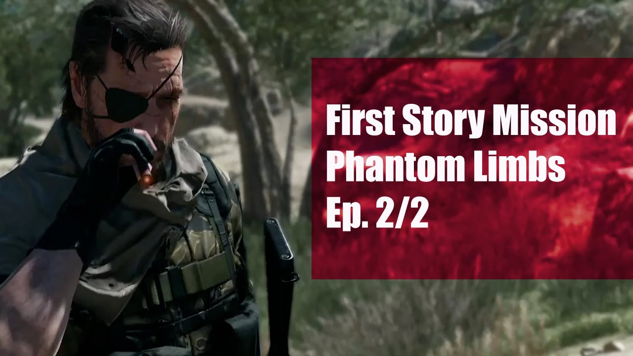 Metal Gear Solid 5 First Mission - Part 2/2 - MGSV Mission 1: Extracting  Miller