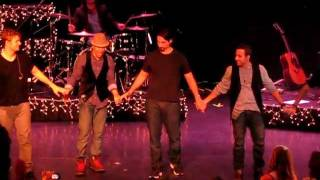 Backstreet Boys Cruise 2011 - Drowning live with Kevin - Best Night Ever!!!