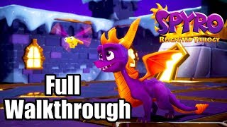 SPYRO REIGNITED TRILOGY [PS4 PRO] Gameplay Walkthrough - SPYRO 2: RIPTO